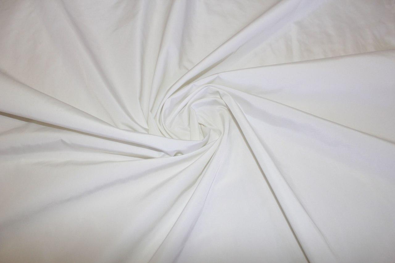 Плащевка белая 8000 juki