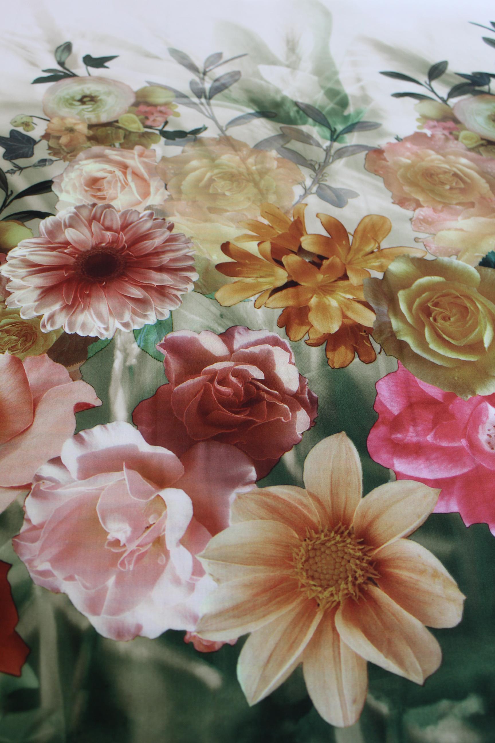 Букет цветов барби