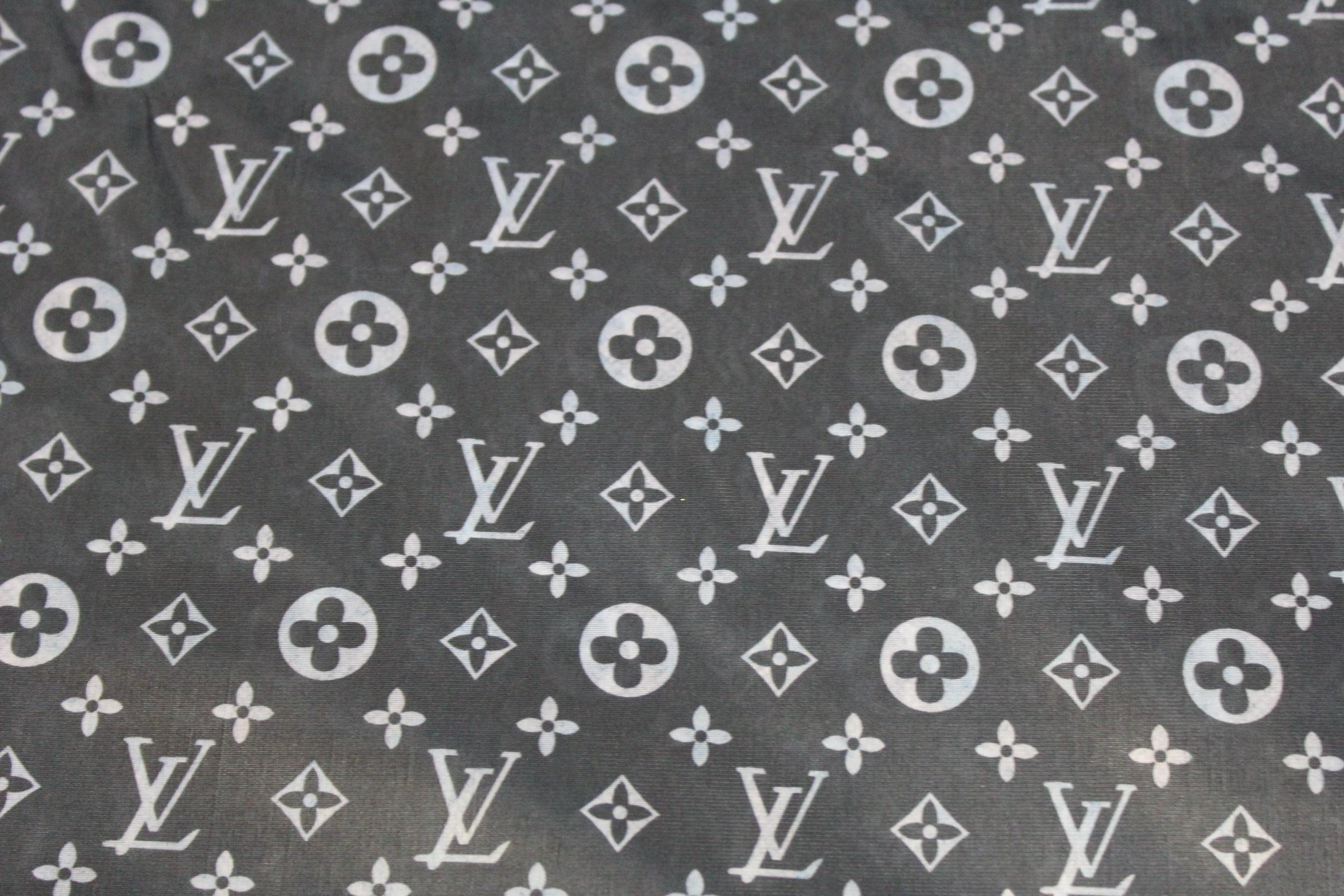 b8244f90351c Подкладочная ткань, принт Louis Vuitton, Арт.13838/15 купить в ...